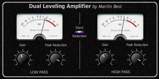 dvs dual leveling amp 3
