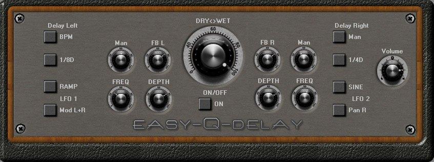 easy Q delay 3