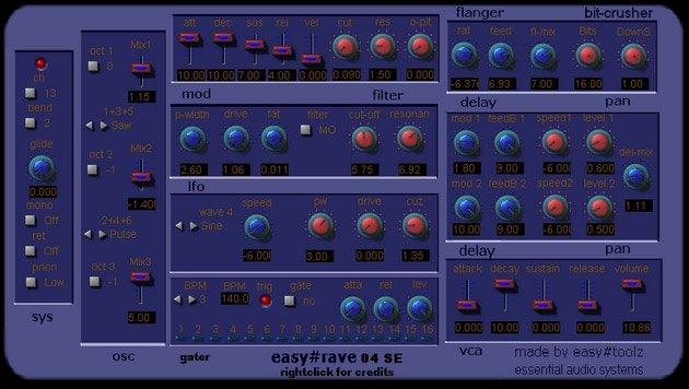 easy rave o4 3