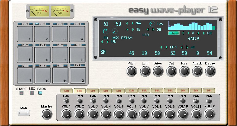 easy wave player 3
