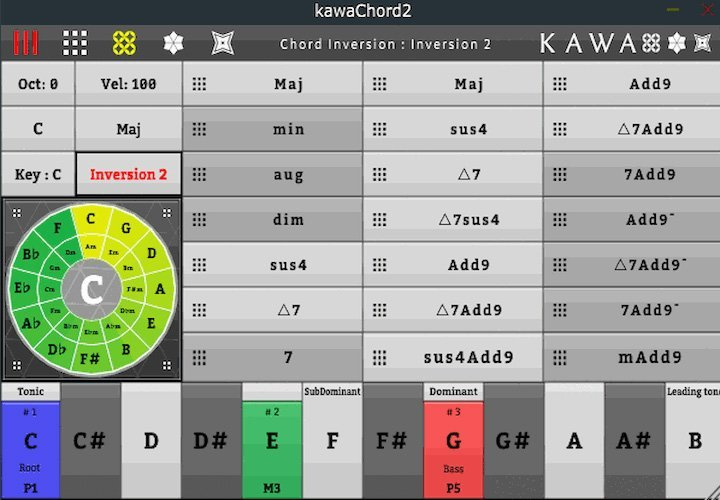 kawaChord 3
