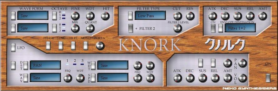 knork 3