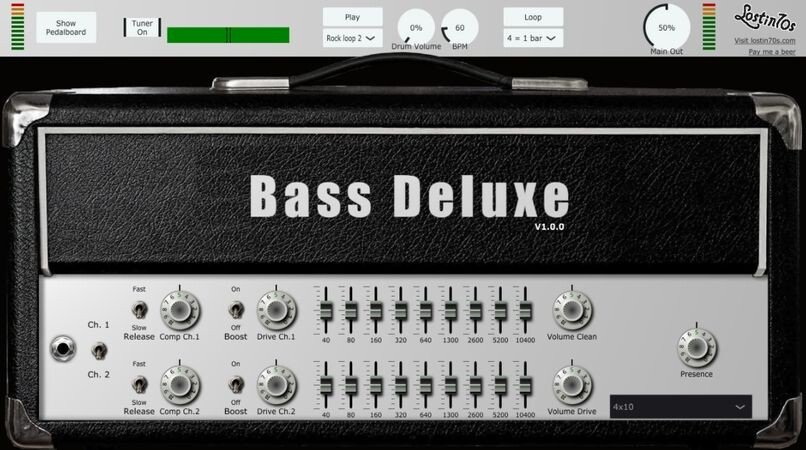 lostin70s Bass