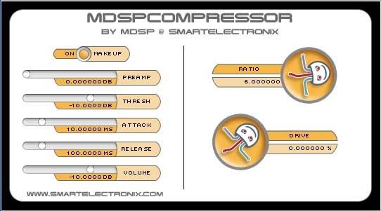 mdsp compressor