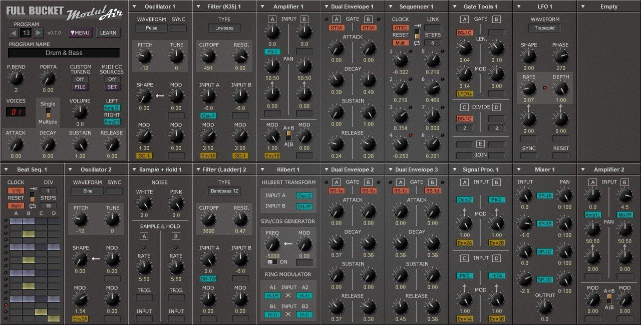 modulair 3