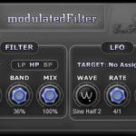 modulatedFilter 2