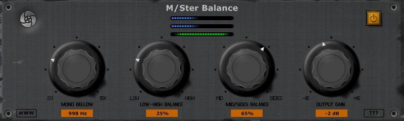 mster balance 3