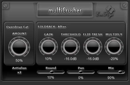 multiCrusher 2
