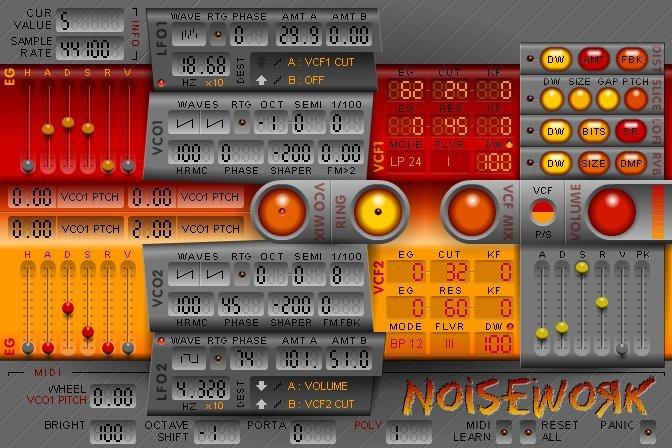 noisework 3