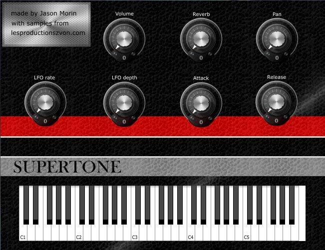 productionszvon supertone 3