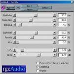 rgcAudio reverb