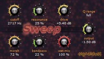 signaldust sweep 2