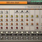 transistor drums two 2