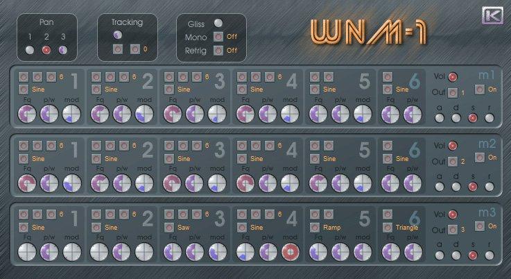 wnm one 3
