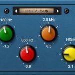 1208 Audio Plugins - MEQ