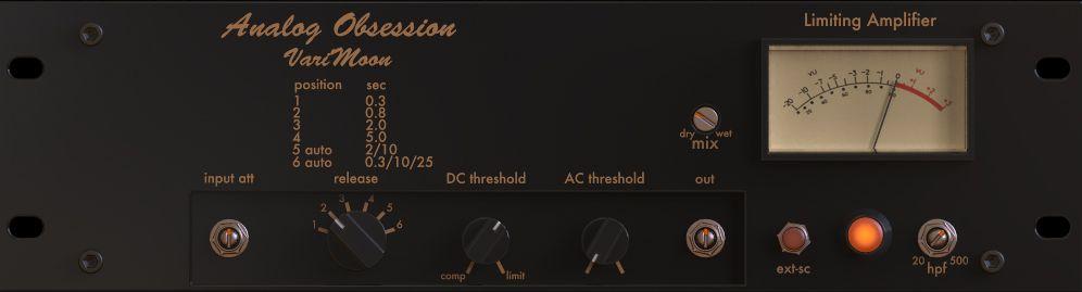 Analog Obsession - VariMoon