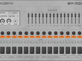 Electronik Sound Lab - RT-7070