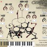 Organic Drum Loops - Organic Calfskin Kit