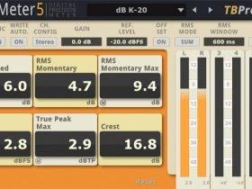 TBProAudio dpMeter 5