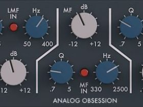 Analog Obsession - FIVER