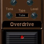 Fretted Synth DriveStomp