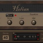 Fretted Synth - Helian Bass