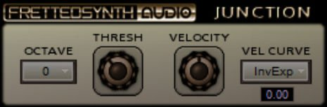 Fretted Synth - Junction