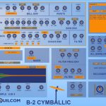 Quilcom - B-2 CYMBALLIC