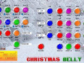 Quilcom - Christmas Belly