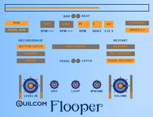 Quilcom - Flooper