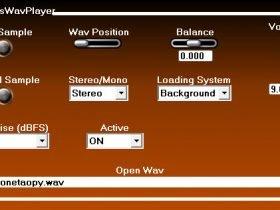 Vstream - VsWavPlayer