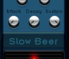 Fretted Synth - SlowBeer