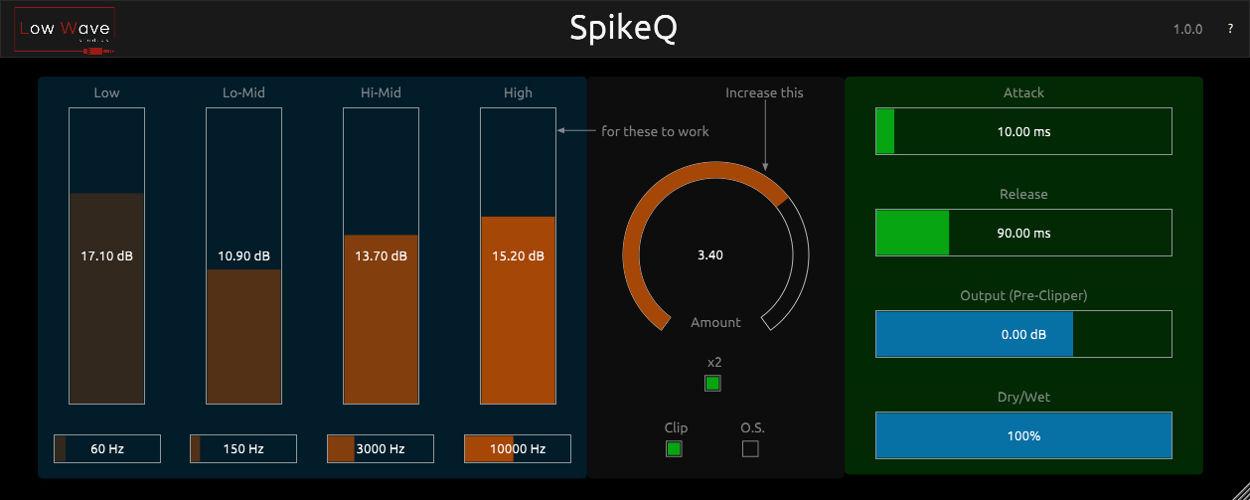Low Wave Studios - SpikeQ