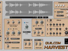 Quilcom - Harvester