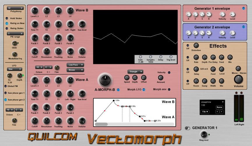 Quilcom Vectomorph