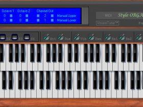 VisareTone - MIDI Style ORGAN