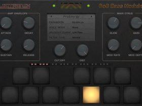 808 Bass Module 4 Lite