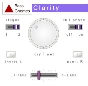 Bass Gnomes - Clarity