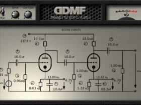 DDMF - phi-L Tube Preamp