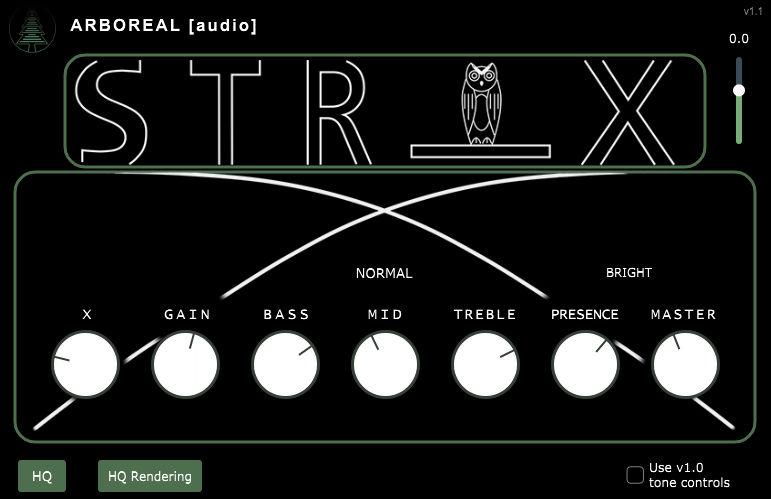 STR-X